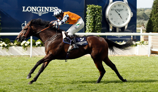 Longines Flat Racing Event: Game-changing Longines Tracking System served the King George Day  3