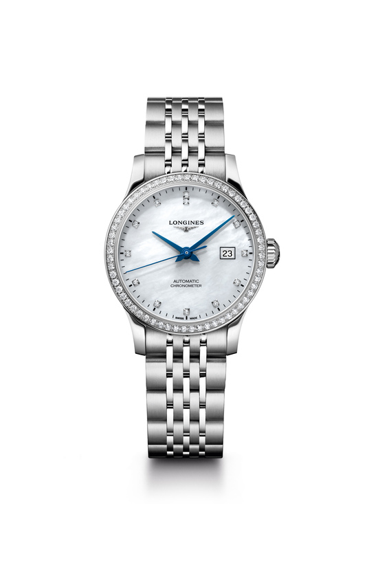 Longines Record Watch 1