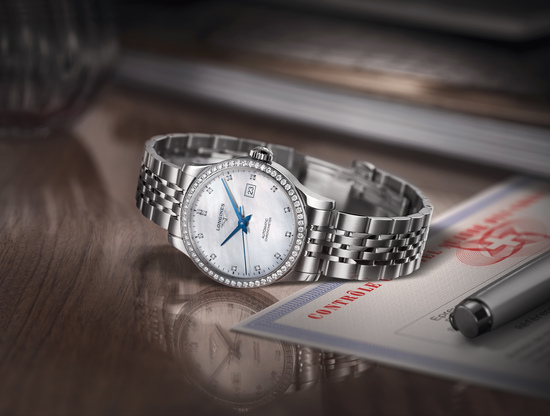 Longines Record Watch 5