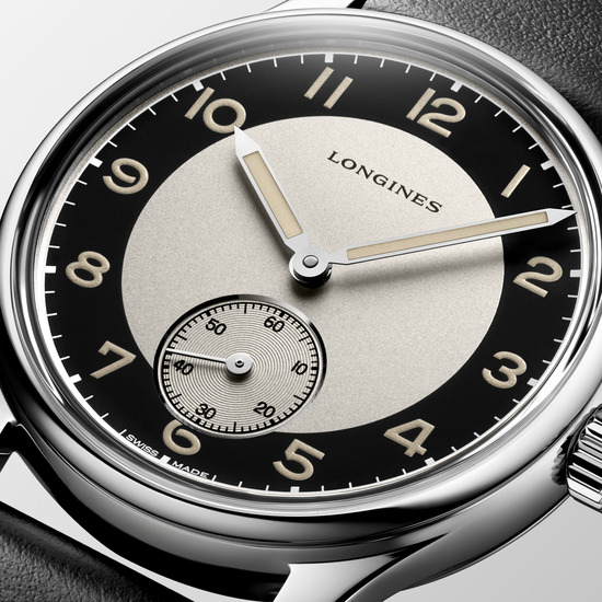 Longines The Longines Heritage Classic - Tuxedo  Watch 6