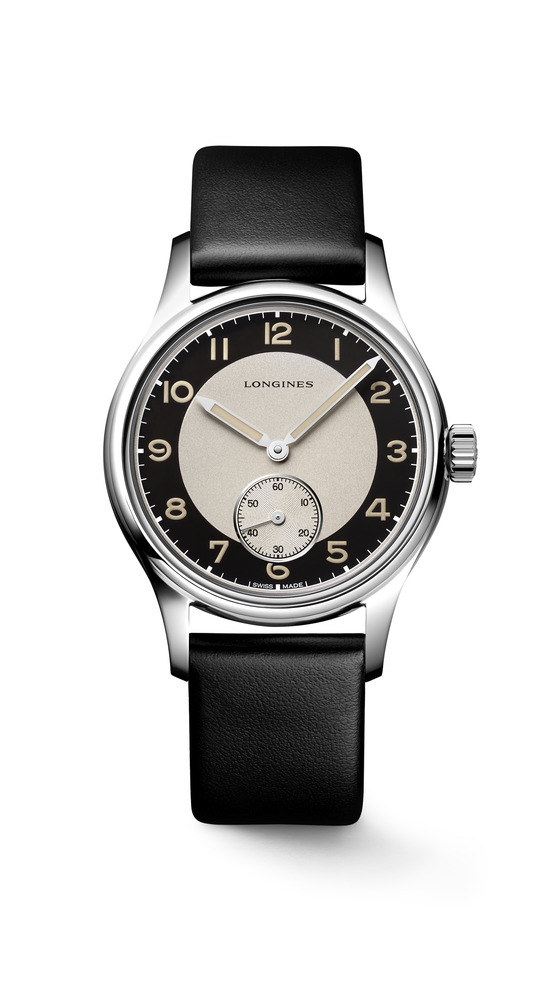 Longines The Longines Heritage Classic - Tuxedo  Watch 9