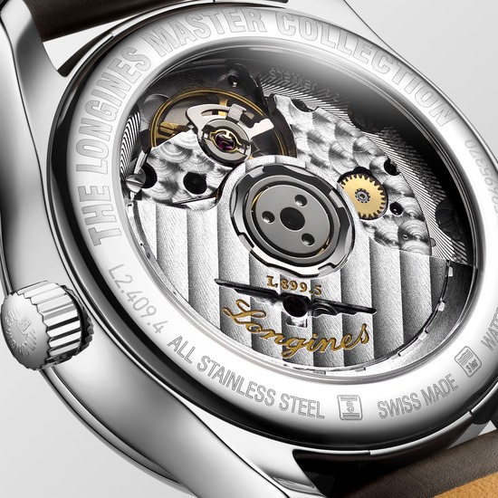 Longines The Longines Master Collection Watch 58