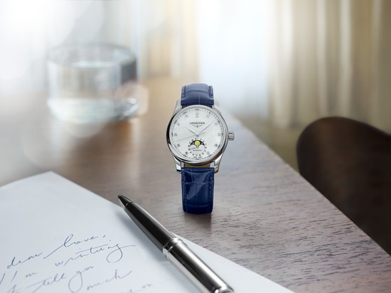 Longines The Longines Master Collection Watch 34