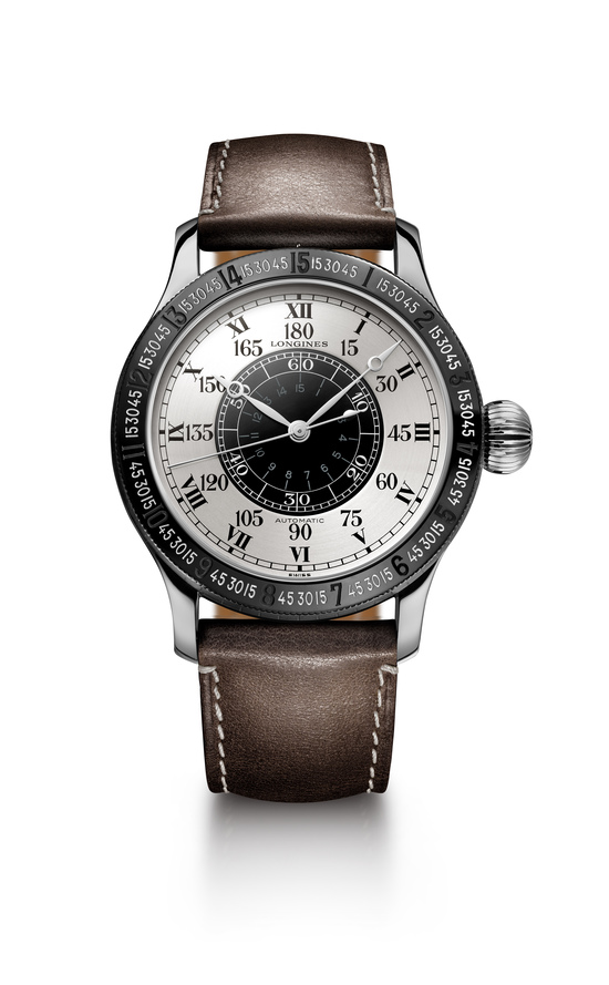 Longines The Lindbergh Hour Angle Watch 1927-2017 - 90th Anniversary Watch 2