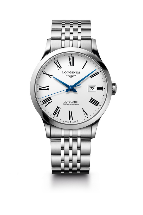 Longines Record Watch 6