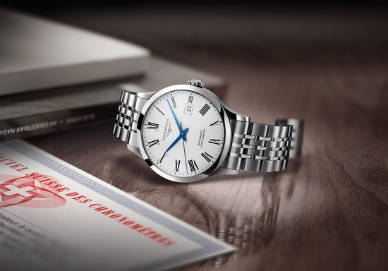 Longines Record Watch 3
