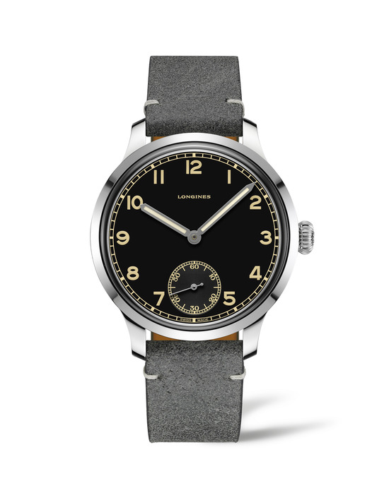 Longines The Longines Heritage Military 1938 Watch 1