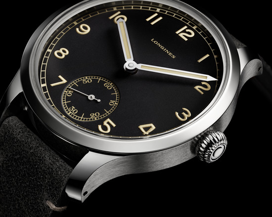 Longines The Longines Heritage Military 1938 Watch 4