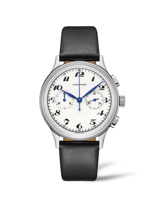 Longines The Longines Heritage Classic Chronograph 1946 Watch 1