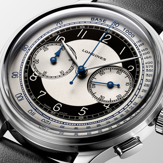 Longines The Longines Heritage Classic - Tuxedo  Watch 12