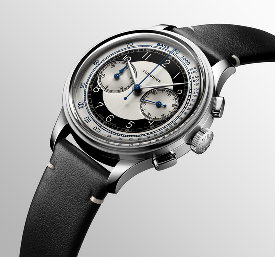 Longines The Longines Heritage Classic - Tuxedo  Watch 1