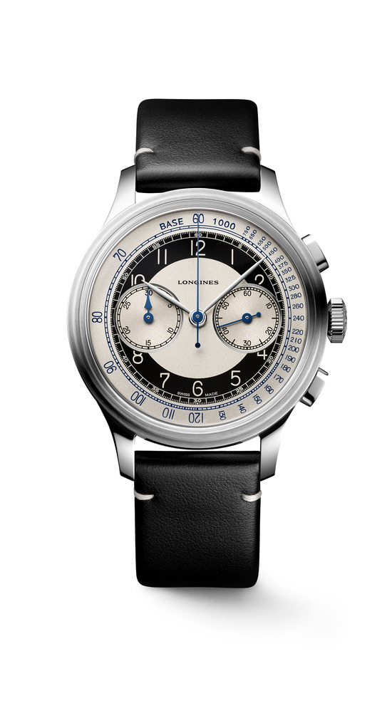 Longines The Longines Heritage Classic - Tuxedo  Watch 3