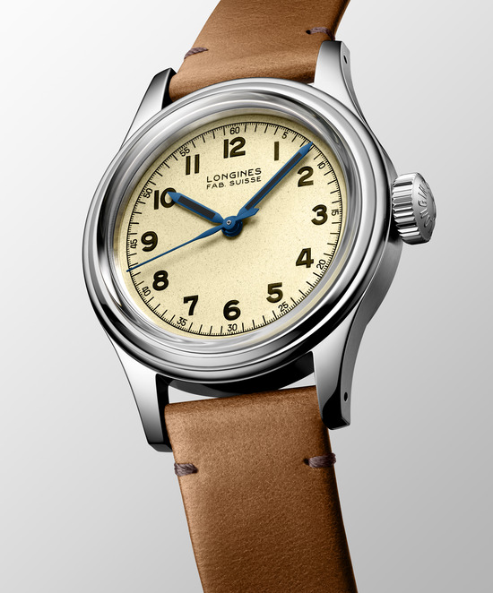 Longines The Longines Heritage Military Marine Nationale: Longines sets sail Watch 2