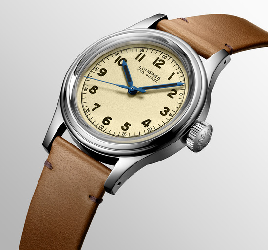 Longines The Longines Heritage Military Marine Nationale: Longines sets sail Watch 3