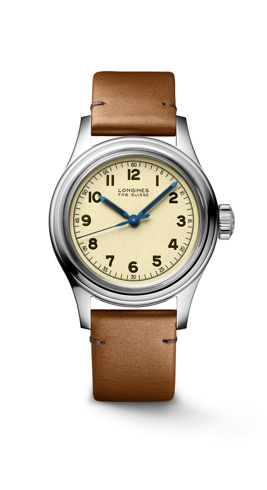 Longines The Longines Heritage Military Marine Nationale: Longines sets sail Watch 4
