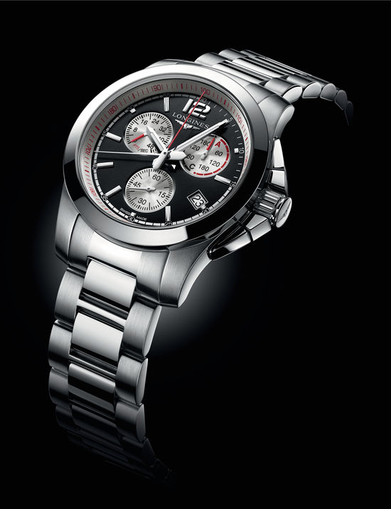 Longines Conquest Jumping  Watch 5