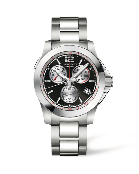 Longines Conquest Jumping  Watch 4
