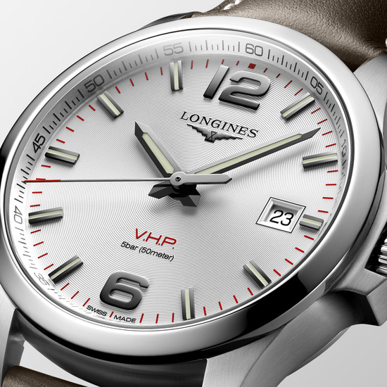 Longines Conquest V.H.P. Watch 4