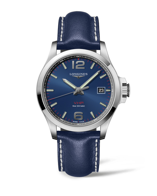 Longines Conquest V.H.P. Watch 11