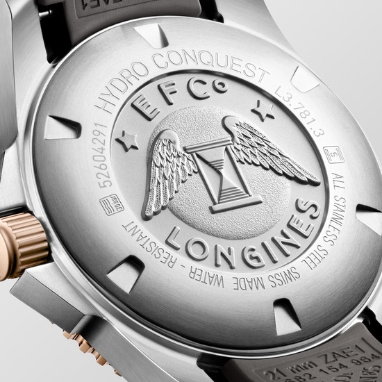 Longines HydroConquest Watch 8