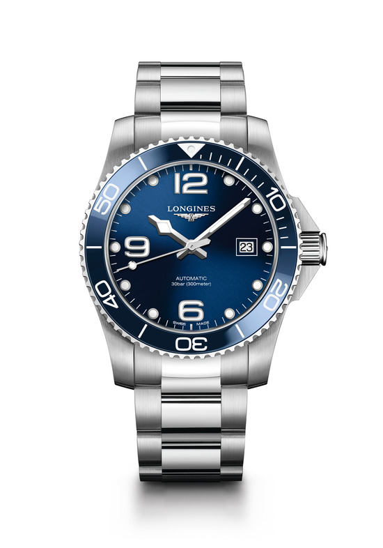 Longines HydroConquest Watch 12