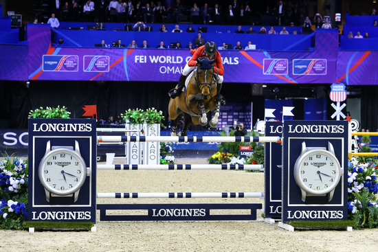 Longines Show Jumping Event: McLain Ward and HH Azur are the indisputable Champions of the Longines FEI World Cup™ Jumping 2017 3