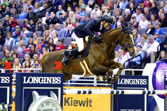 Longines Show Jumping Event: McLain Ward and HH Azur are the indisputable Champions of the Longines FEI World Cup™ Jumping 2017 1