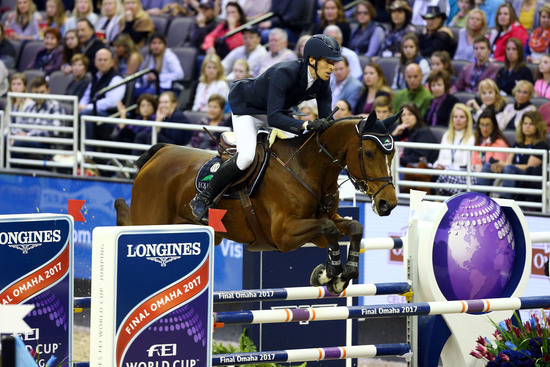 Longines Show Jumping Event: McLain Ward and HH Azur are the indisputable Champions of the Longines FEI World Cup™ Jumping 2017 6