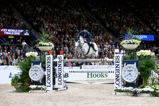 Longines Show Jumping Event: Steve Guerdat and Alamo took brilliant victory at the 2019 Longines FEI Jumping World CupTM Final 1