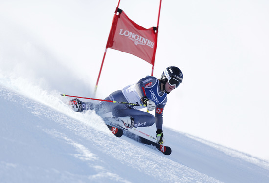 Longines Alpine Skiing Event: LONGINES FUTURE SKI CHAMPIONS - THE BEST YOUNG FEMALE SKIERS 18