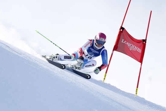 Longines Alpine Skiing Event: LONGINES FUTURE SKI CHAMPIONS - THE BEST YOUNG FEMALE SKIERS 14
