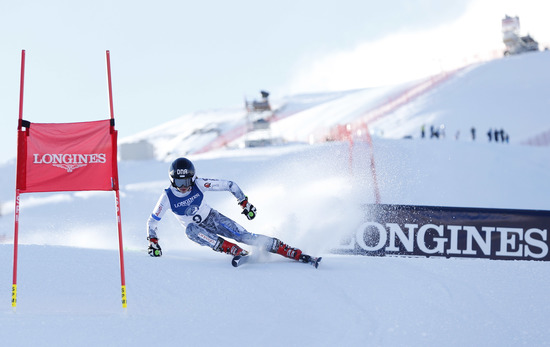 Longines Alpine Skiing Event: LONGINES FUTURE SKI CHAMPIONS - THE BEST YOUNG FEMALE SKIERS 15