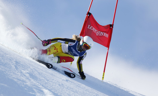 Longines Alpine Skiing Event: LONGINES FUTURE SKI CHAMPIONS - THE BEST YOUNG FEMALE SKIERS 12
