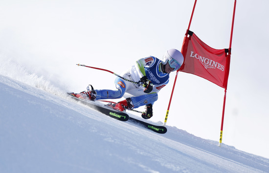 Longines Alpine Skiing Event: LONGINES FUTURE SKI CHAMPIONS - THE BEST YOUNG FEMALE SKIERS 2