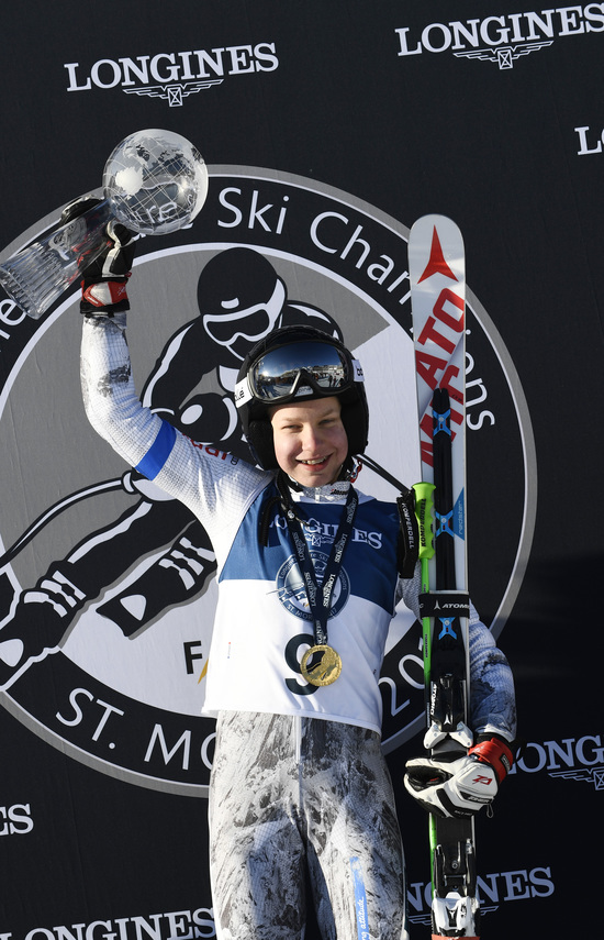 Longines Alpine Skiing Event: LONGINES FUTURE SKI CHAMPIONS - THE BEST YOUNG FEMALE SKIERS 28
