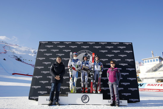 Longines Alpine Skiing Event: LONGINES FUTURE SKI CHAMPIONS - THE BEST YOUNG FEMALE SKIERS 27