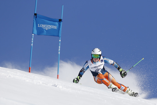 Longines Alpine Skiing Event: Longines Future Ski Champions : The best international young skiers faced off during the FIS Alpine World Cup Finals   20