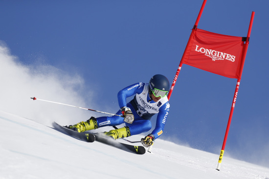 Longines Alpine Skiing Event: Longines Future Ski Champions : The best international young skiers faced off during the FIS Alpine World Cup Finals   17