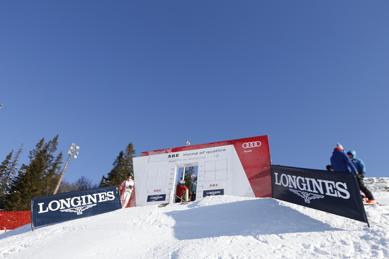 Longines Alpine Skiing Event: Longines Future Ski Champions : The best international young skiers faced off during the FIS Alpine World Cup Finals   14