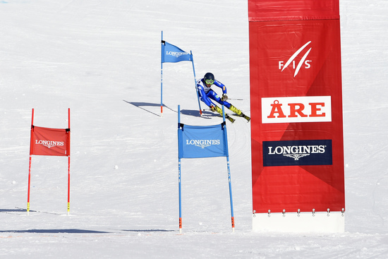 Longines Alpine Skiing Event: Longines Future Ski Champions : The best international young skiers faced off during the FIS Alpine World Cup Finals   10