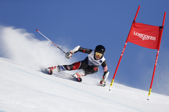 Longines Alpine Skiing Event: Longines Future Ski Champions : The best international young skiers faced off during the FIS Alpine World Cup Finals   12