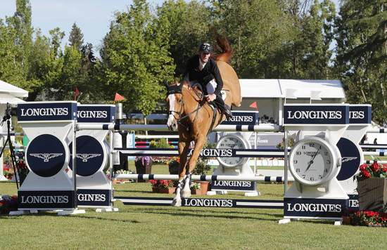 Longines Show Jumping Event: The Spanish leg of the 2017 Longines Global Champions Tour was won by Kent Farrington 3