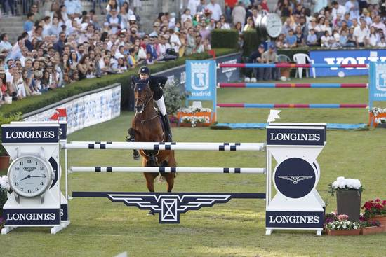 Longines Show Jumping Event: The Spanish leg of the 2017 Longines Global Champions Tour was won by Kent Farrington 4