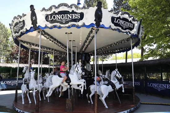 Longines Show Jumping Event: The Spanish leg of the 2017 Longines Global Champions Tour was won by Kent Farrington 5
