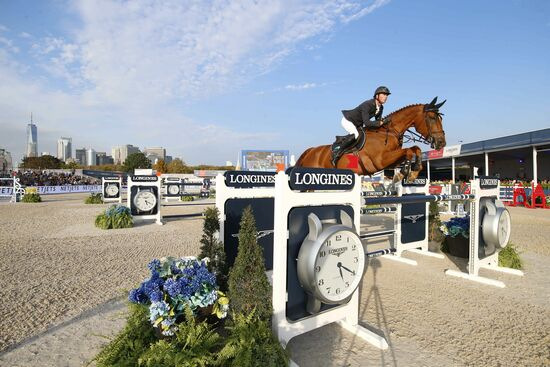 Longines Equestrian Event: Sensational Final of the 2019 LGCT for its first debut in New York with Ben Maher shining in the Longines Global Champions Tour Grand Prix of New York 3