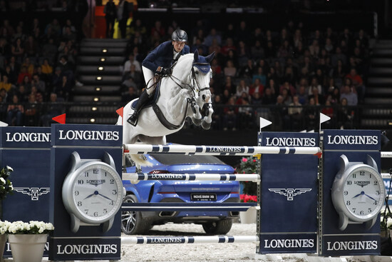Longines Show Jumping Event: Mind-blowing victory of Ben Maher who becomes the champion of the Longines Global Champions Tour Super Grand Prix 1