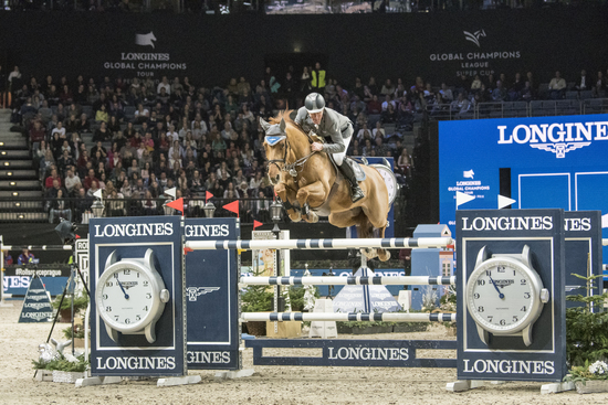 Longines Show Jumping Event: Fantastic victory of Edwina Tops-Alexander who becomes the Champion of the Longines Global Champions Tour Super Grand Prix 5