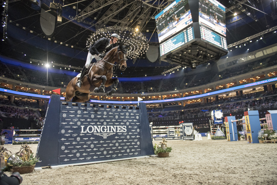 Longines Show Jumping Event: Fantastic victory of Edwina Tops-Alexander who becomes the Champion of the Longines Global Champions Tour Super Grand Prix 3