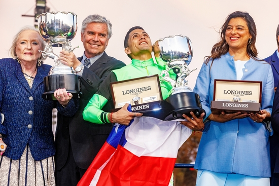 Longines Flat Racing Event: Ya Primo reigned supreme at the 2019 Longines Gran Premio Latinoamericano  5