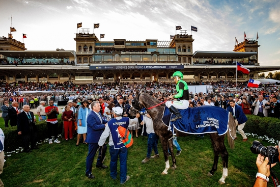 Longines Flat Racing Event: Ya Primo reigned supreme at the 2019 Longines Gran Premio Latinoamericano  4